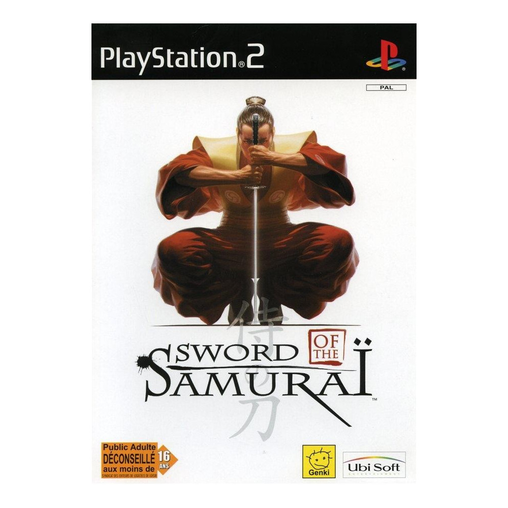 SWORD OF THE SAMURAI PS2 PAL-FR OCCASION