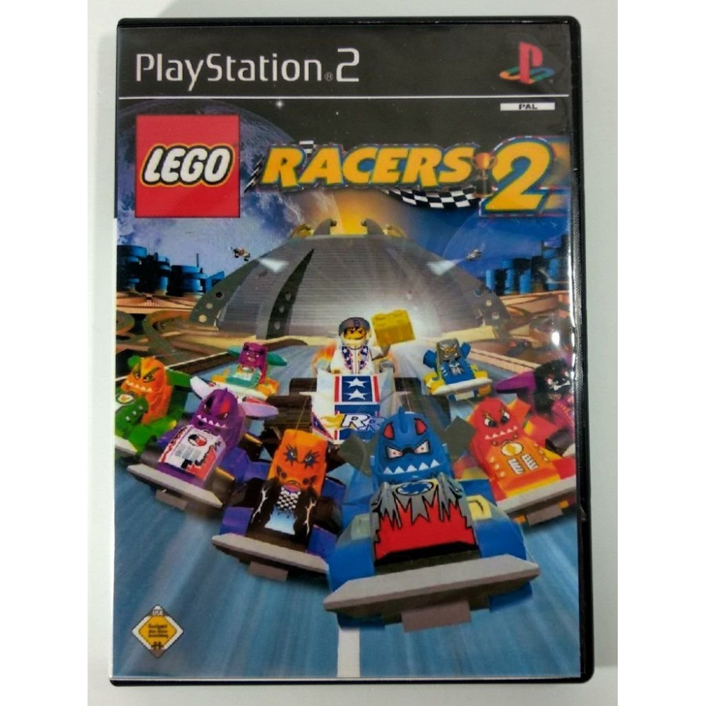 LEGO RACERS 2 PS2 PAL-FR OCCASION