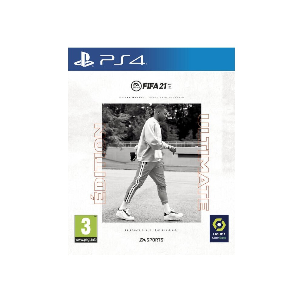 FIFA 21 ULTIMATE EDITION PS4 FR OCCASION