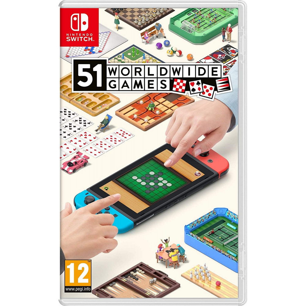51 WORLDWIDE GAMES SWITCH FR OCCASION
