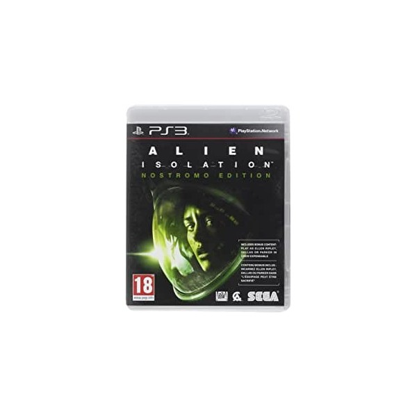 ALIEN ISOLATION NOSTROMO EDITION PS3 FR OCCASION