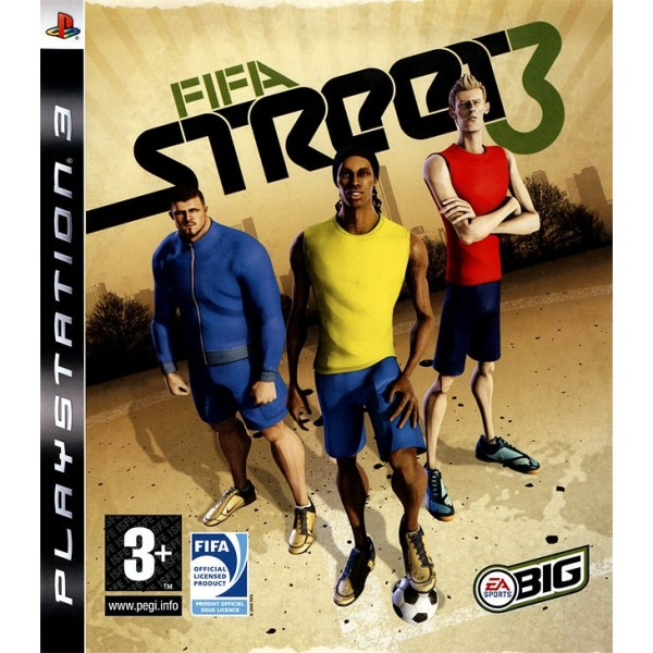 FIFA STREET PS3 FR OCCASION