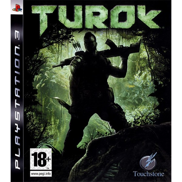 TUROK PS3 FR OCCASION