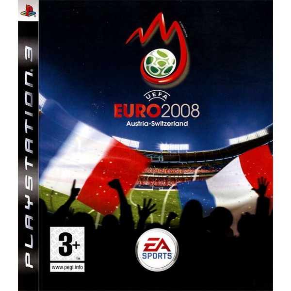 UEFA EURO 2008 PS3 FR OCCASION