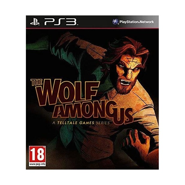 THE WOLF AMONG US A TELLTALE GAME SERIES PS3 FR OCCASION
