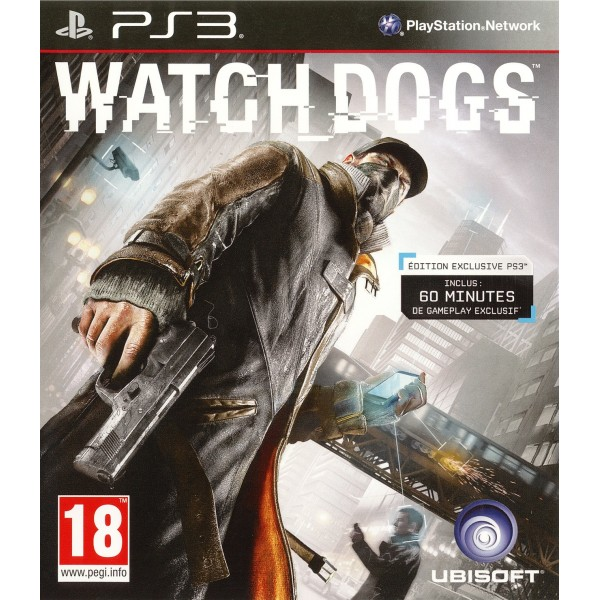WATCH DOGS PS3 FR OCCASION