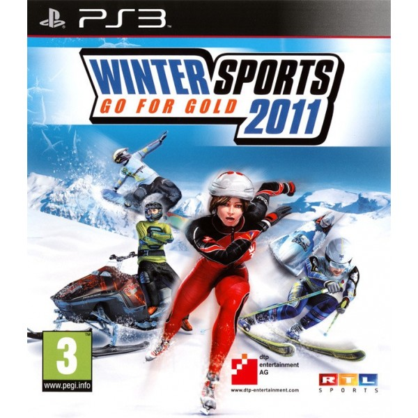 WINTER SPORTS GO FOR GOLD 2011 PS3 FR OCCASION