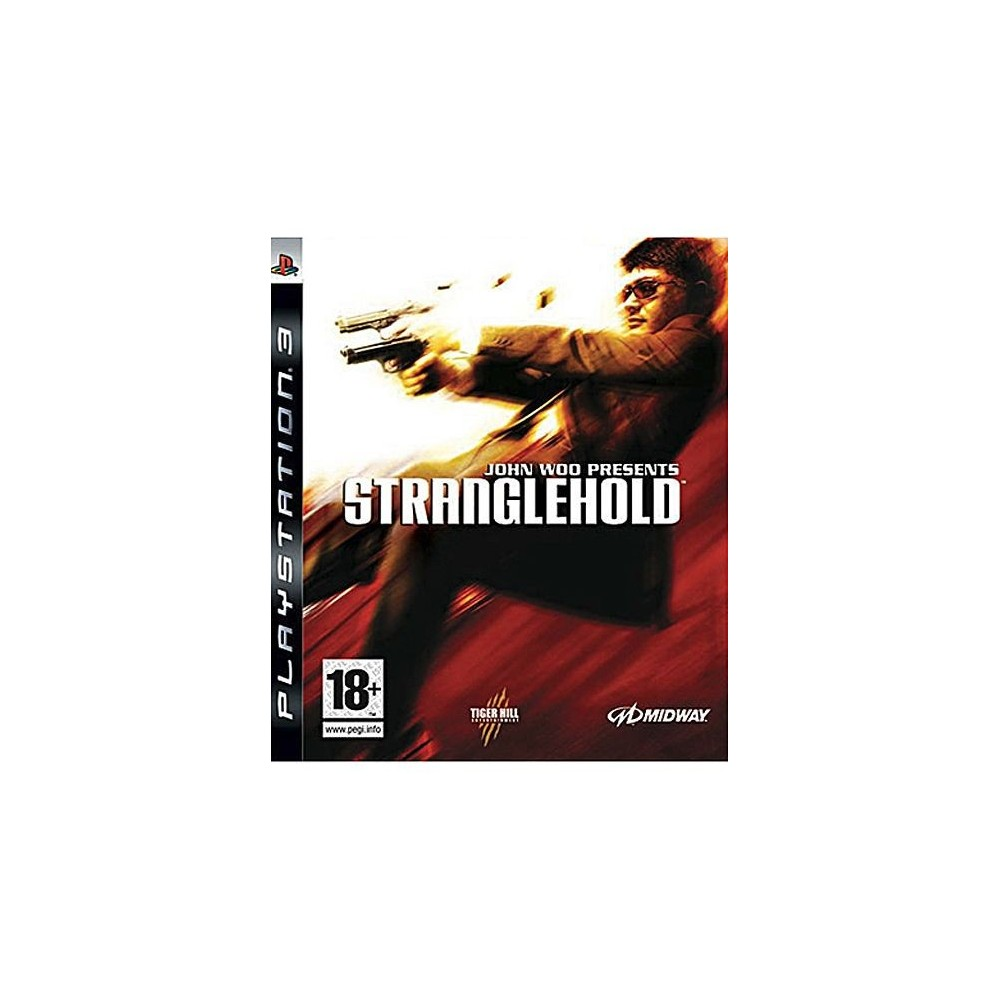 STRANGLEHOLD PS3 FR OCCASION