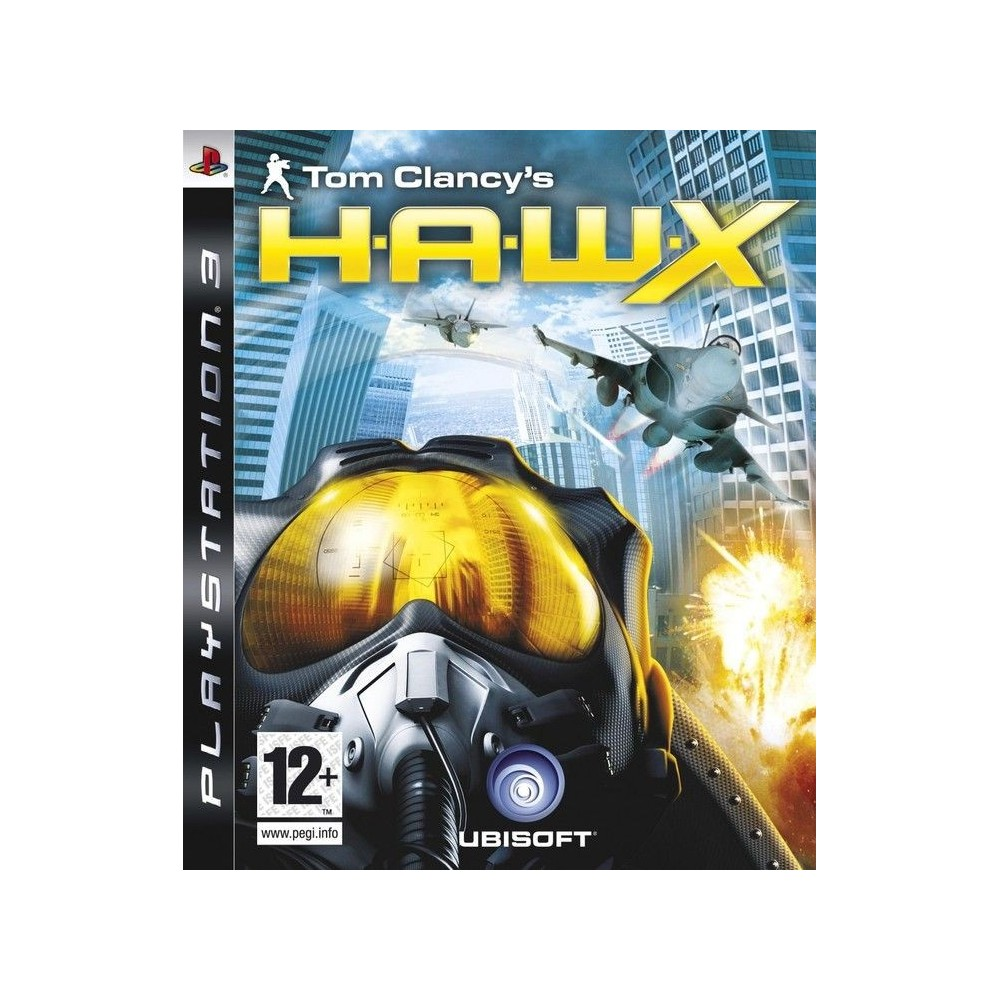 TOM CLANCY S H.A.W.X PS3 FR OCCASION