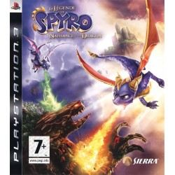 LA LEGENDE DE SPYRO NAISSANCE D UN DRAGON PS3 FR OCCASION