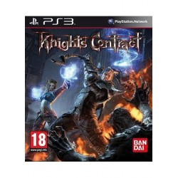 KNIGHTS CONTRACT PS3 FR OCCASION