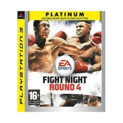 FIGHT NIGHT ROUND 4 (PLATINUM) PS3 FR OCCASION