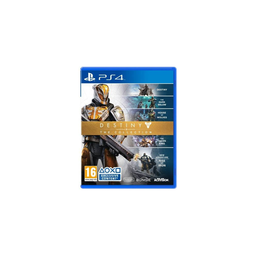 DESTINY LA COLLECTION PS4 FR NEW