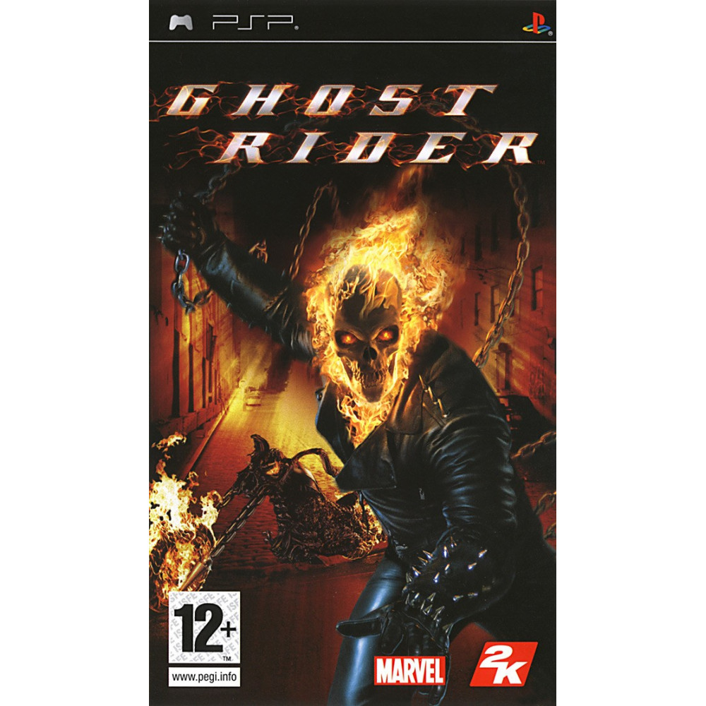 GHOST RIDER PSP FR OCCASION