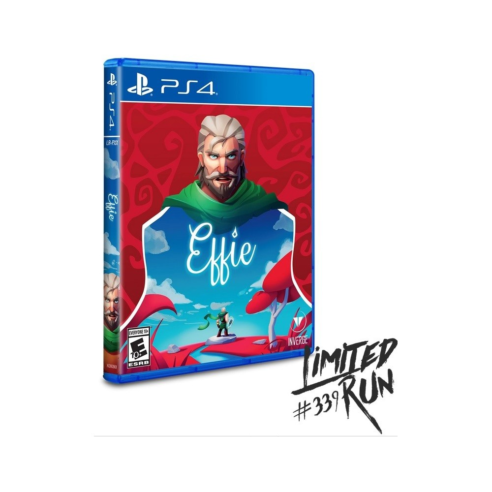 EFFIE PS4 US NEW(LIMITED RUN COLLECTION)