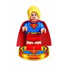 LEGO DIMENSIONS STARTER PACK SUPERGIRL PS4 PAL-FR NEW