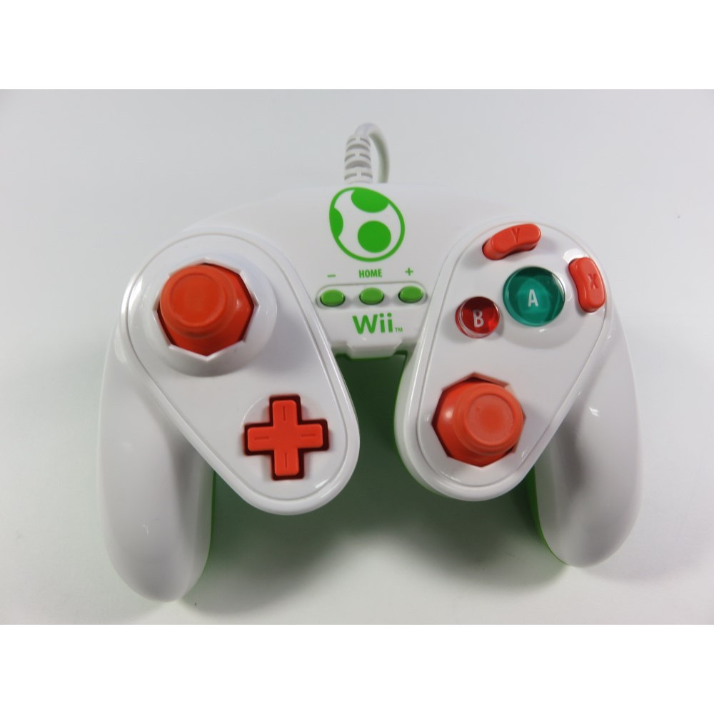 PAD YOSHI WIRED FIGHT NINTENDO WII OCCASION