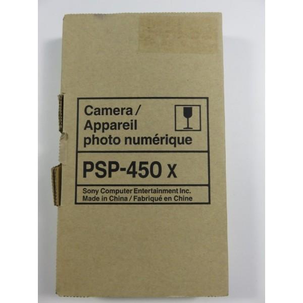 CAMERA-APPAREIL PHOTO NUMERIQUE PSP-450X NEW