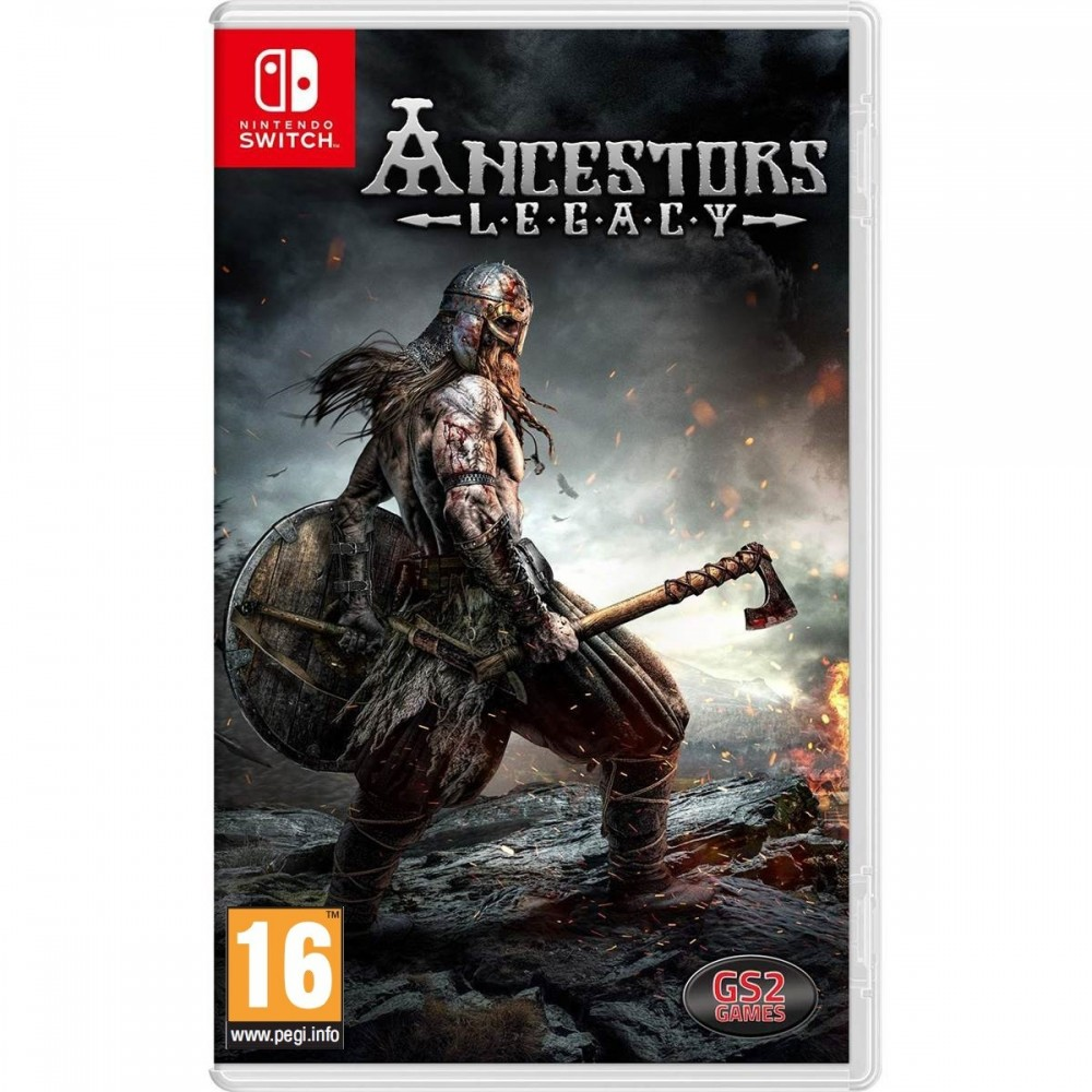 ANCESTORS LEGACY DAY ONE EDITION SWITCH FR NEW