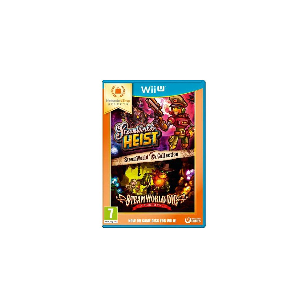 STEAM WORLD COLLECTION NINTENDO SELECTS WIIU FR NEW