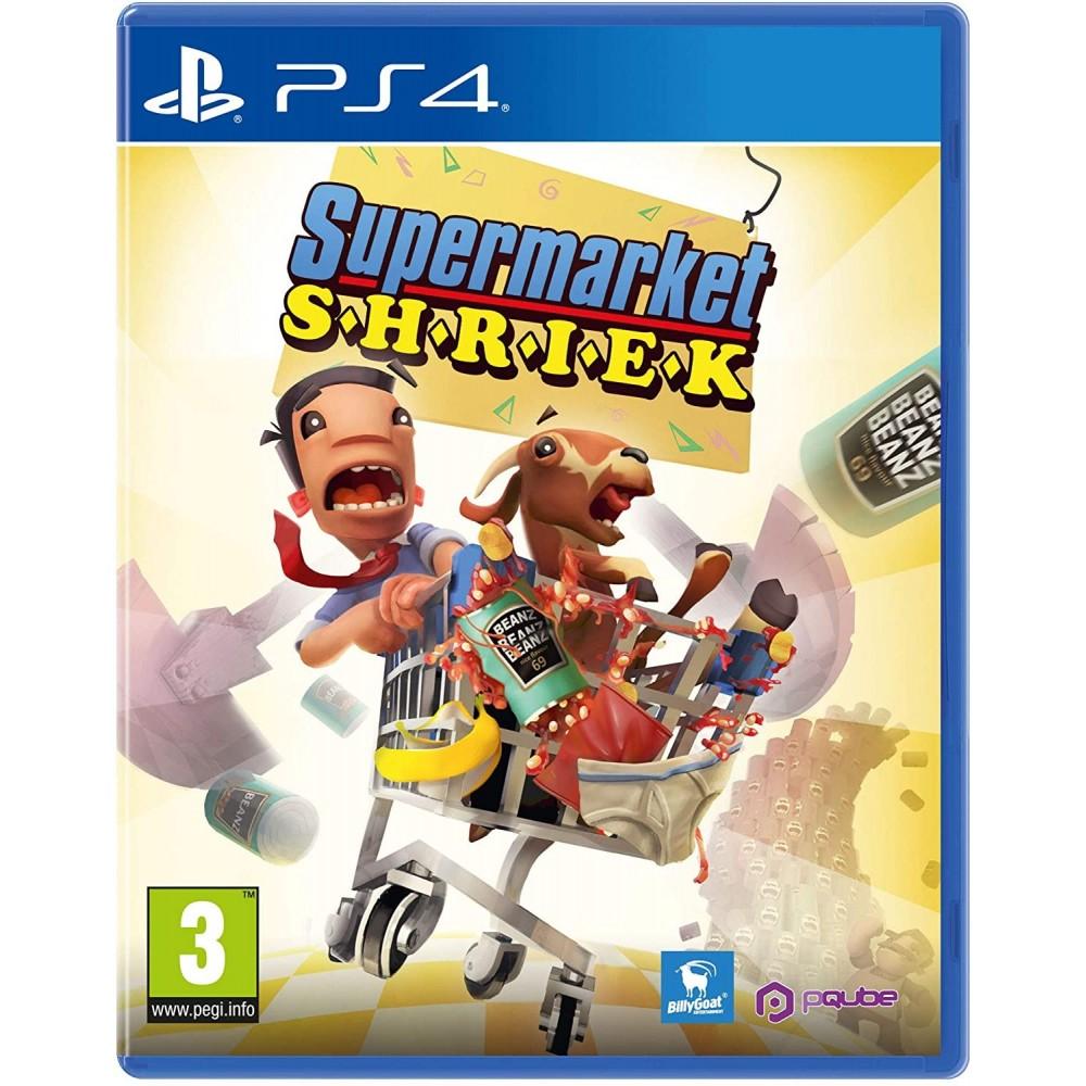 SUPERMARKET SHRIEK PS4 FR NEW