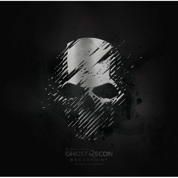 VINYLE GHOST RECON BREAKPOINT ORIGINAL SOUNDTRACK NEW
