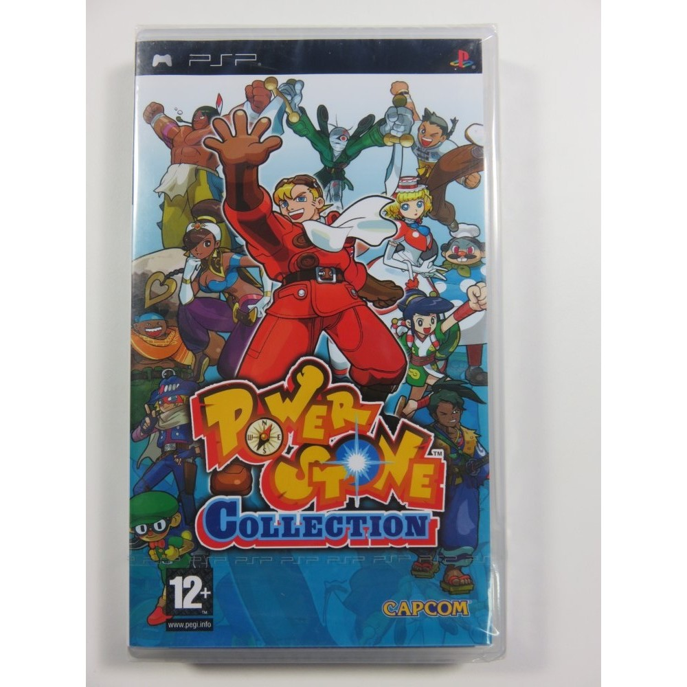 POWER STONE COLLECTION PSP FR NEW