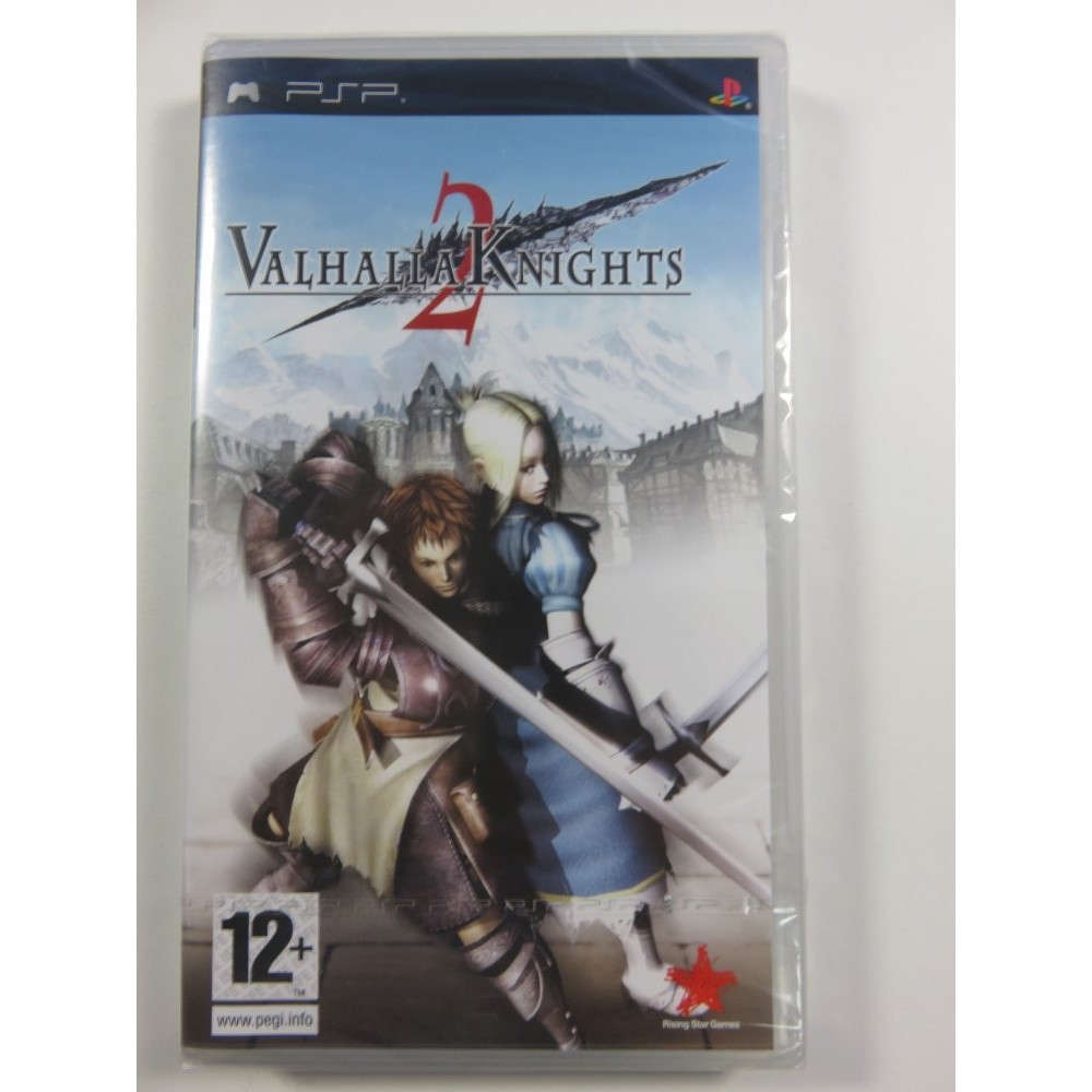 VALHALLA KNIGHTS 2 PSP PAL-UK NEW