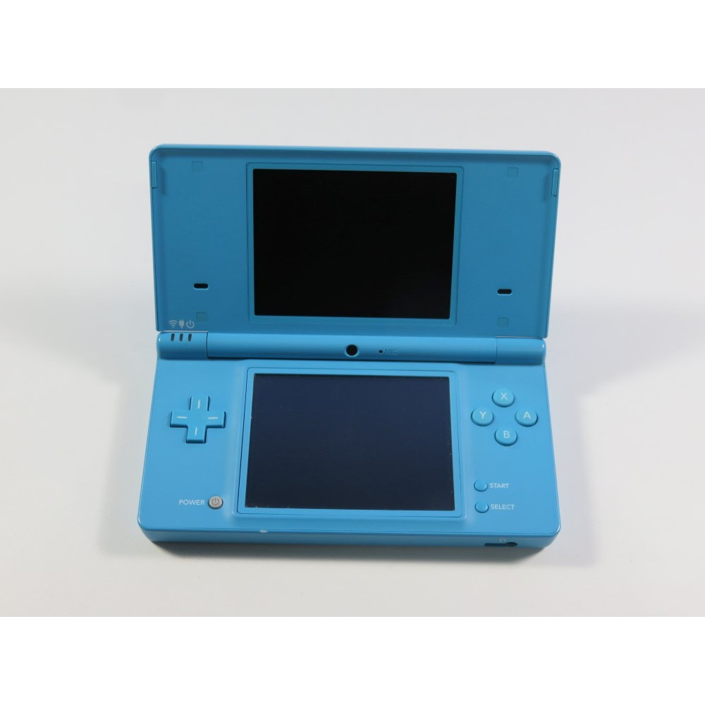 CONSOLE NINTENDO NDSI LIGHT BLUE EURO (LOOSE - GOOD CONDITION OVERALL)