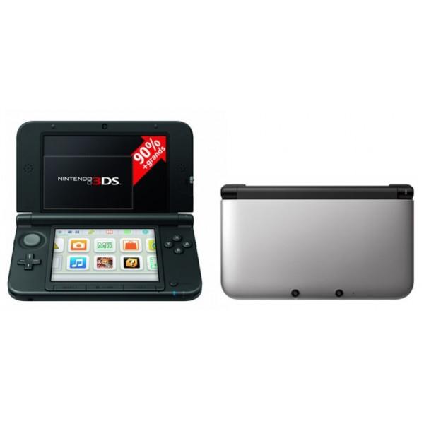 CONSOLE 3DS XL GRISE EURO OCCASION