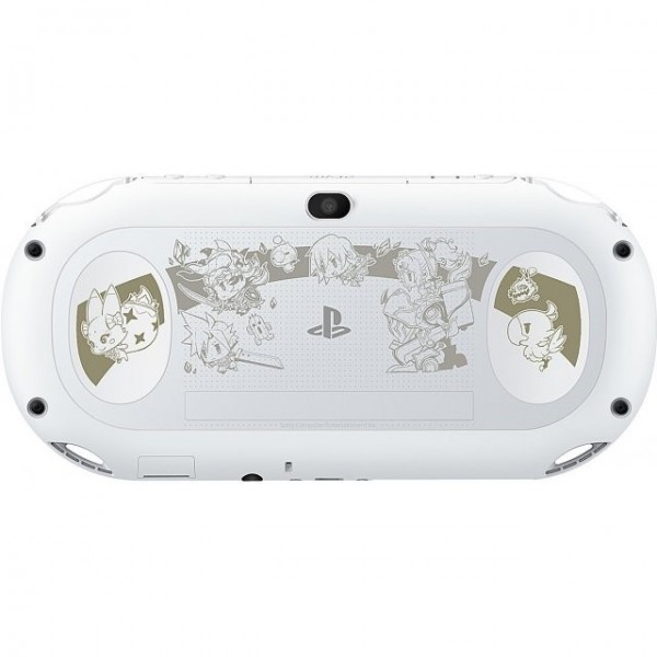 CONSOLE PSVITA SLIM WORLD OF FINAL FANTASY OOBITO EDITION WHITE JPN NEW