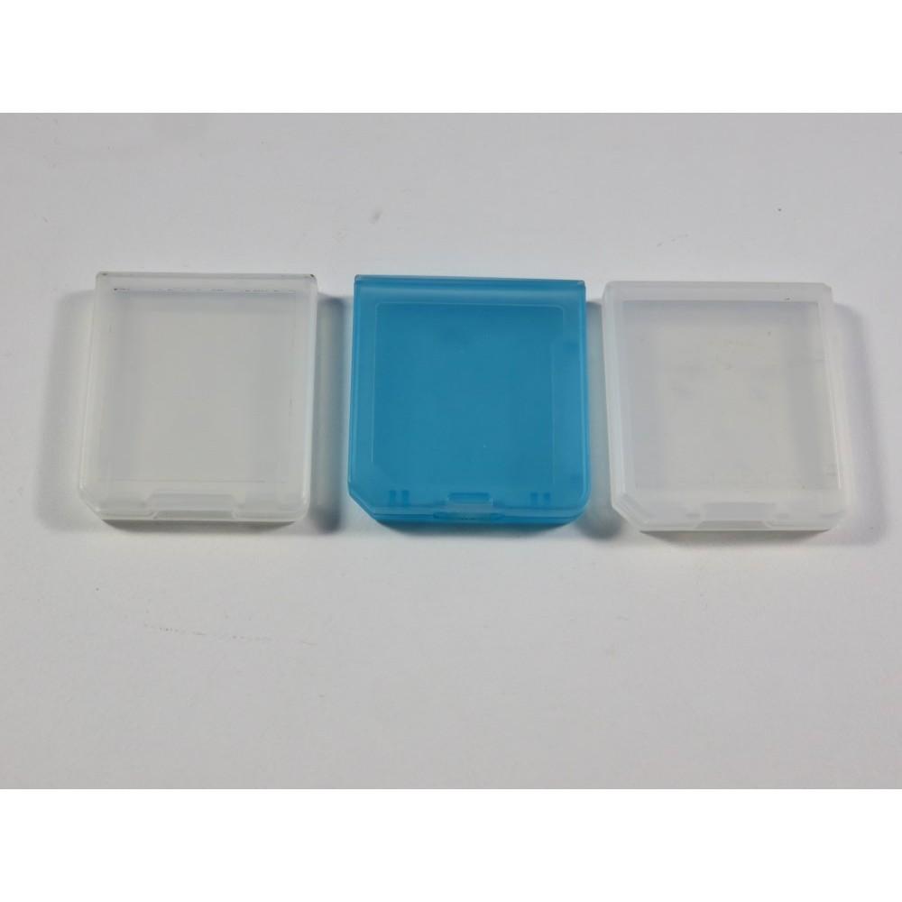 BOITE DE RANGEMENT - PROTECTION BOX POUR JEU NDS NEUF - BRAND NEW (ALL COLORS)