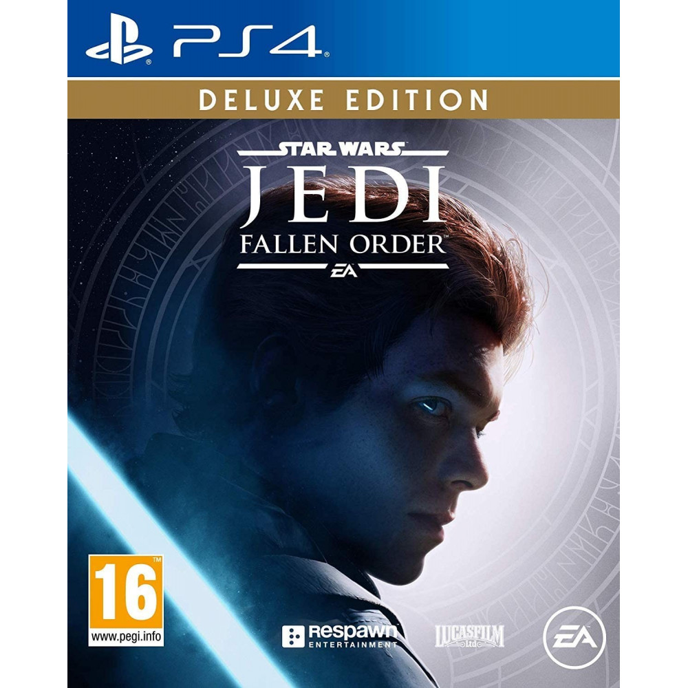 STAR WARS JEDI FALLEN ORDER DELUXE EDITION PS4 EURO FR OCCASION
