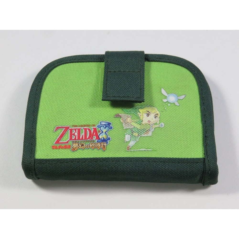 HOUSSE DE RANGEMENT DS NINTENDO THE LEGEND OF ZELDA THE SPIRIT TRACK GOODIES EURO (GOOD CONDITION)
