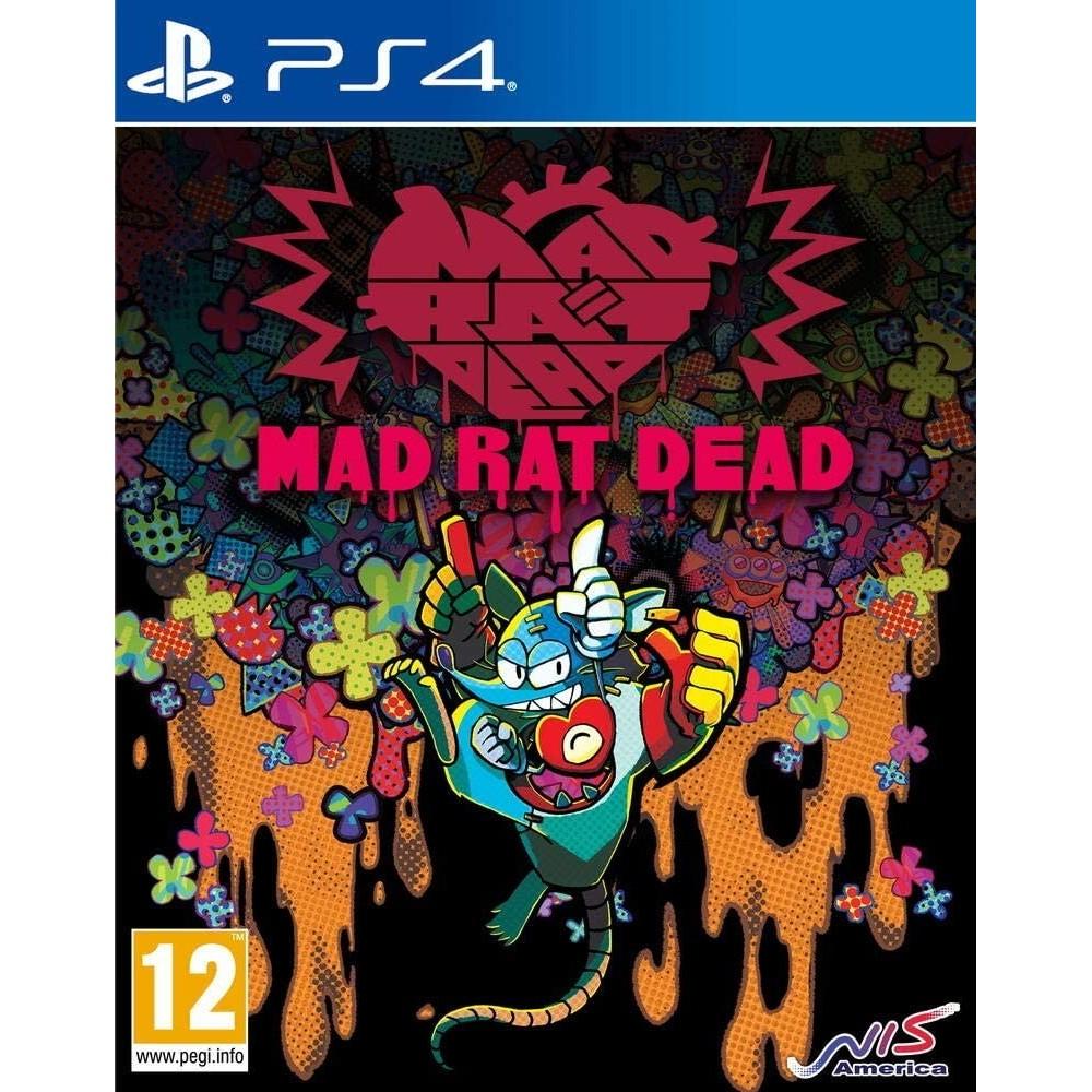 MAD RAT DEAD - PS4 FR Preorder