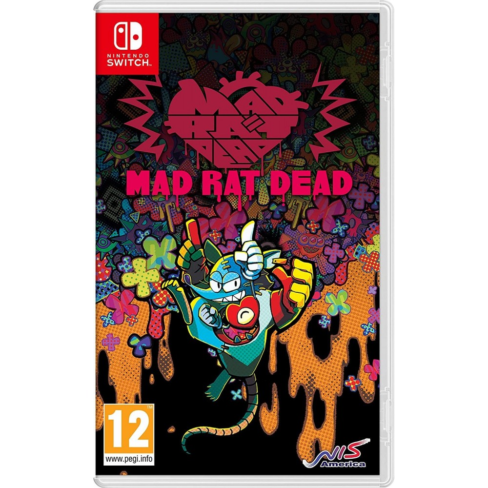 MAD RAT DEAD SWITCH FR NEW
