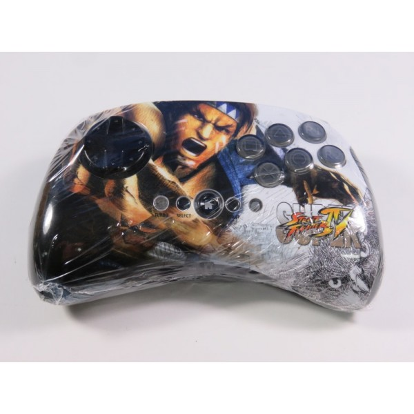 FIGHTPAD WIRELESS SUPER STREET FIGHTER IV T HAWK PLAYSTATION 3 (PS3) EURO (LOOSE - GOOD CONDITION)