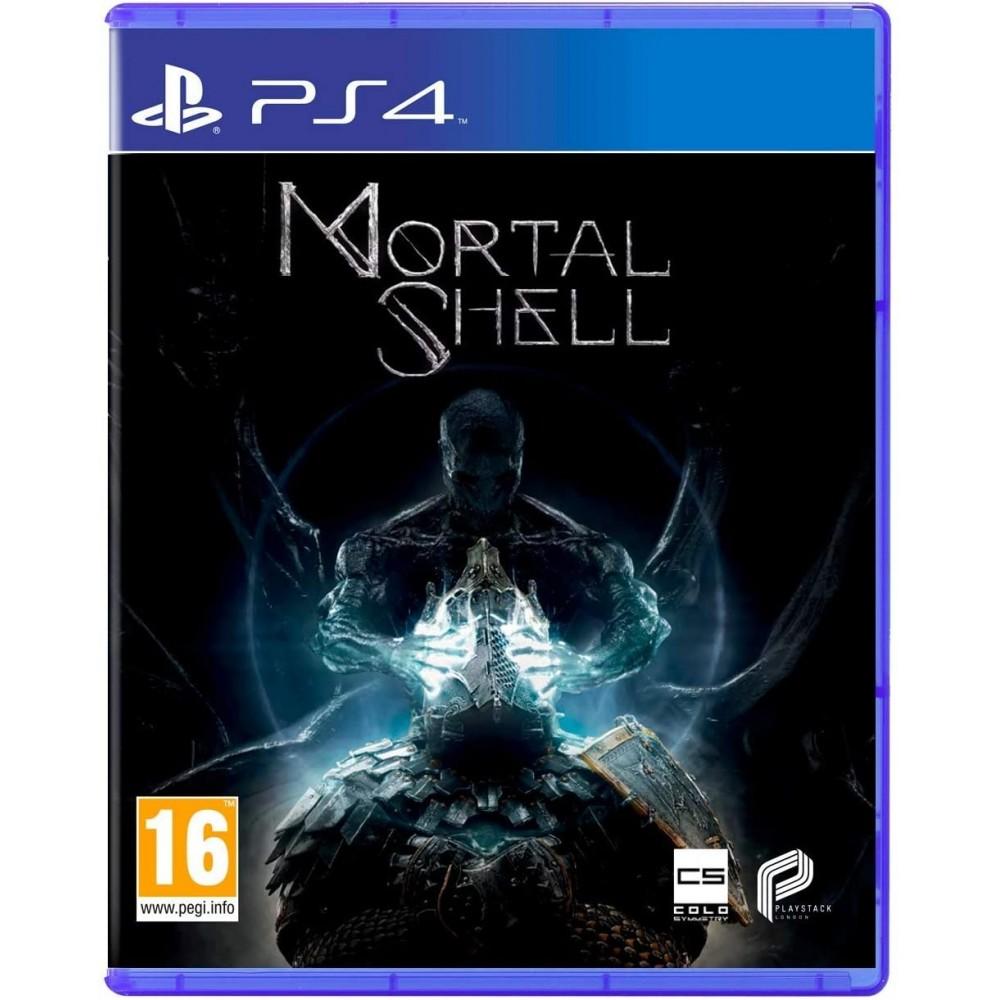MORTAL SHELL PS4 FR NEW