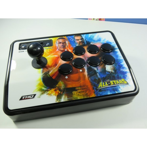 STICK ARCADE WWE ALL STARS BRAWLSTICK PLAYSTATION 3 (PS3) EURO LOOSE