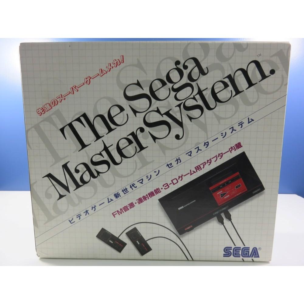 CONSOLE SEGA MASTER SYSTEM NTSC-JPN UHF (COMPLETE)