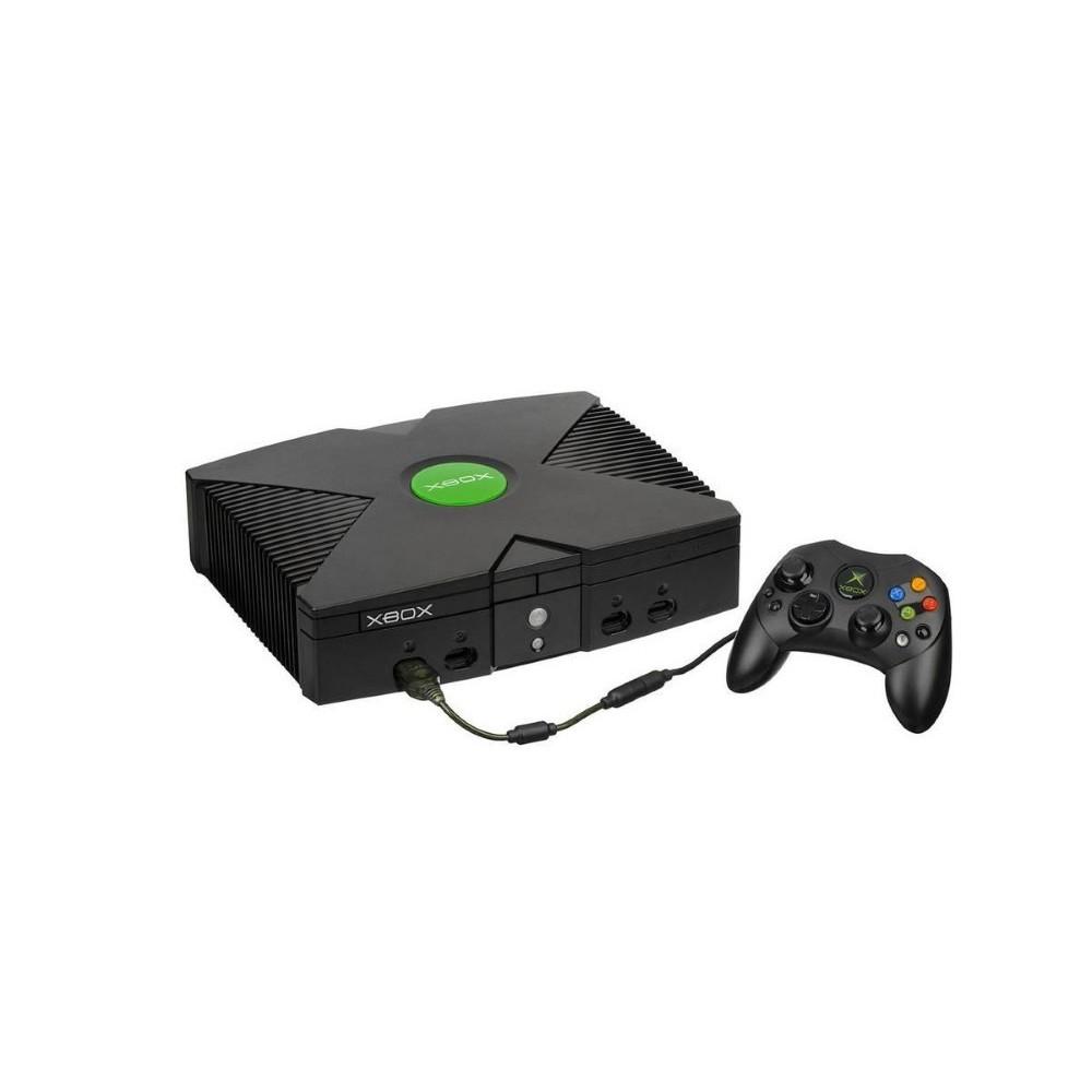 CONSOLE XBOX BLACK PAL-EURO LOOSE