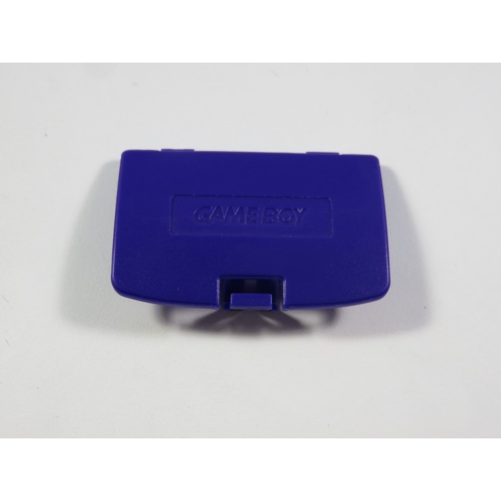 COVER BATTERY - CACHE PILE - NINTENDO GAME BOY COLOR (GBC) PURPLE NEUF - BRAND NEW