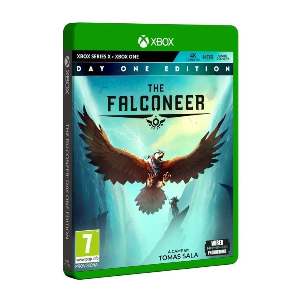 THE FALCONEER DAY ONE EDITION XBOX SERIES X XBOX ONE FR NEW