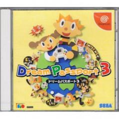 DREAM PASSPORT 3 DC NTSC-JPN NEW