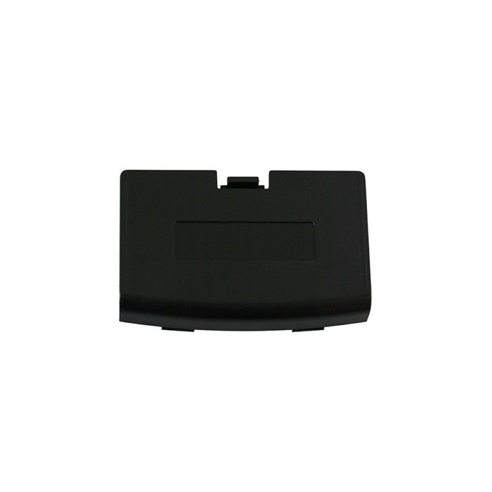 BATTERY COVER GAME BOY ADVANCE BLACK NEW