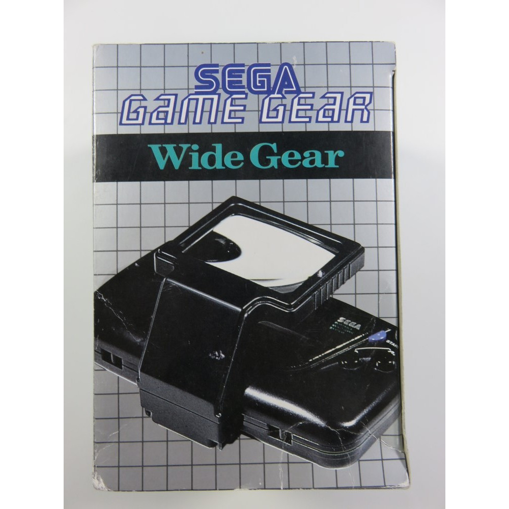 WIDE GEAR SEGA GAMEGEAR EURO EN BOITE OCCASION