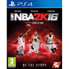 NBA 2K16 PS4 FR OCCASION