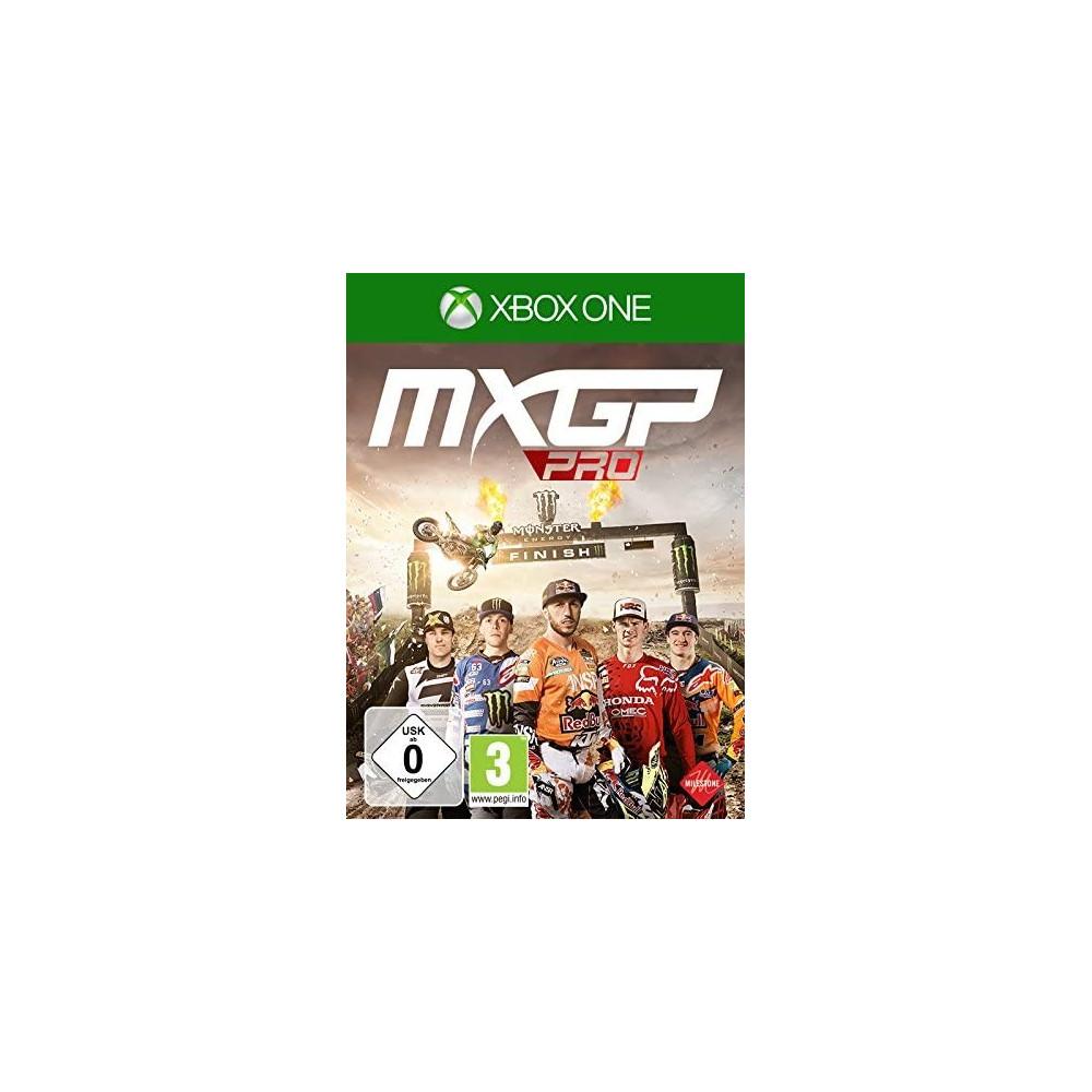 MXGP PRO XBOX ONE FR NEW