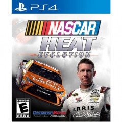 NASCAR HEAT EVOLUTION PS4 USA NEW