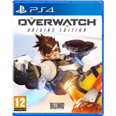 OVERWATCH ORIGINS EDITION PS4 FR OCCASION